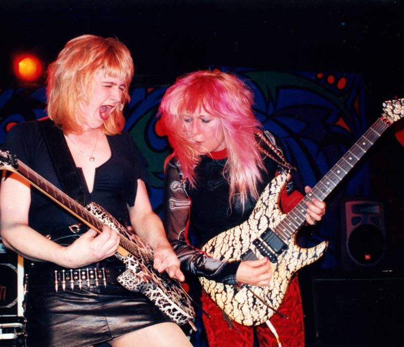 Glamazon Trans Rock Band with Christine Beatty